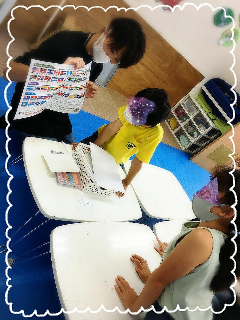 学習療育のイメージ